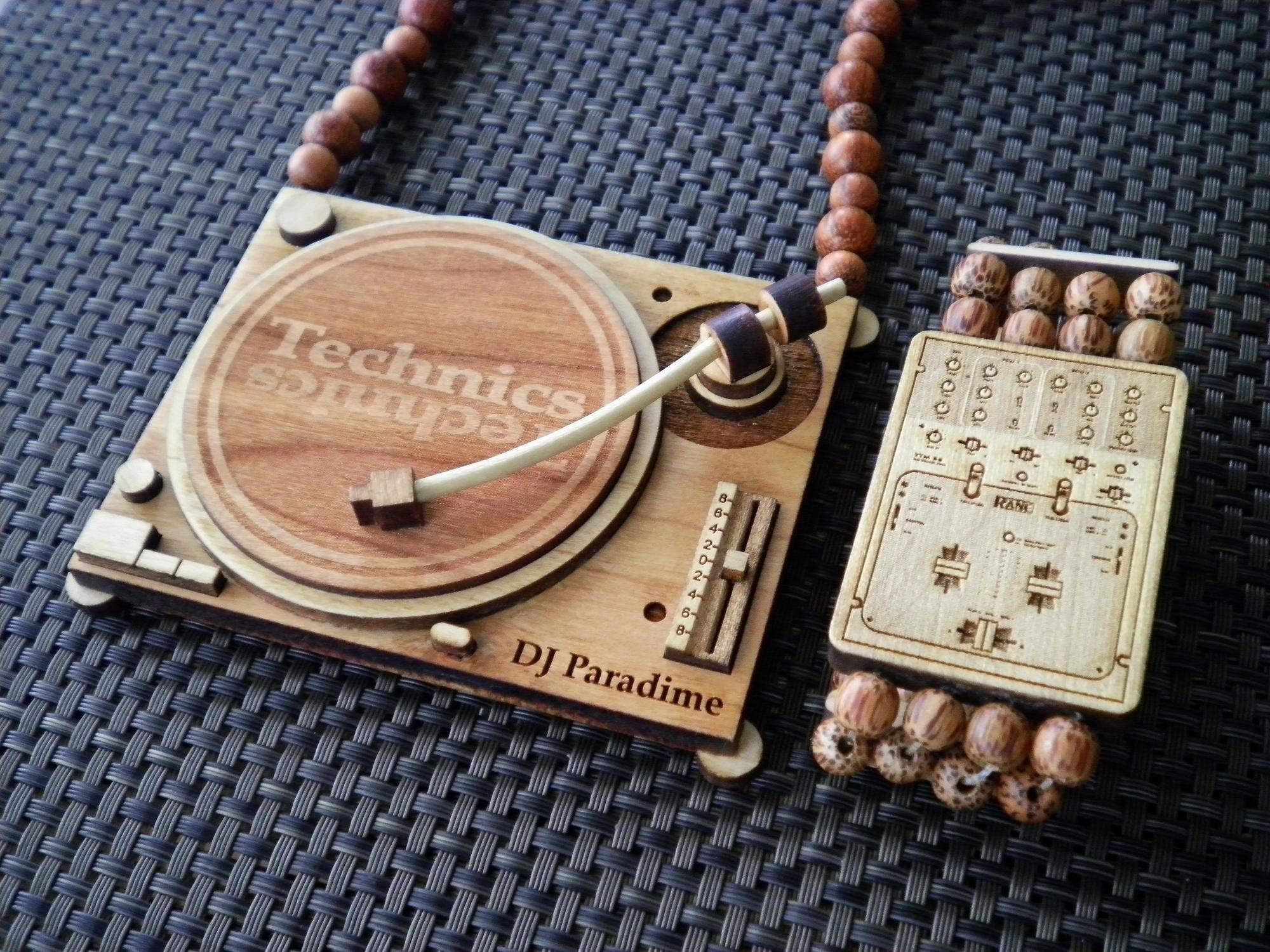 Pin By Larry Man On Diy Music Jewelry Dj Music