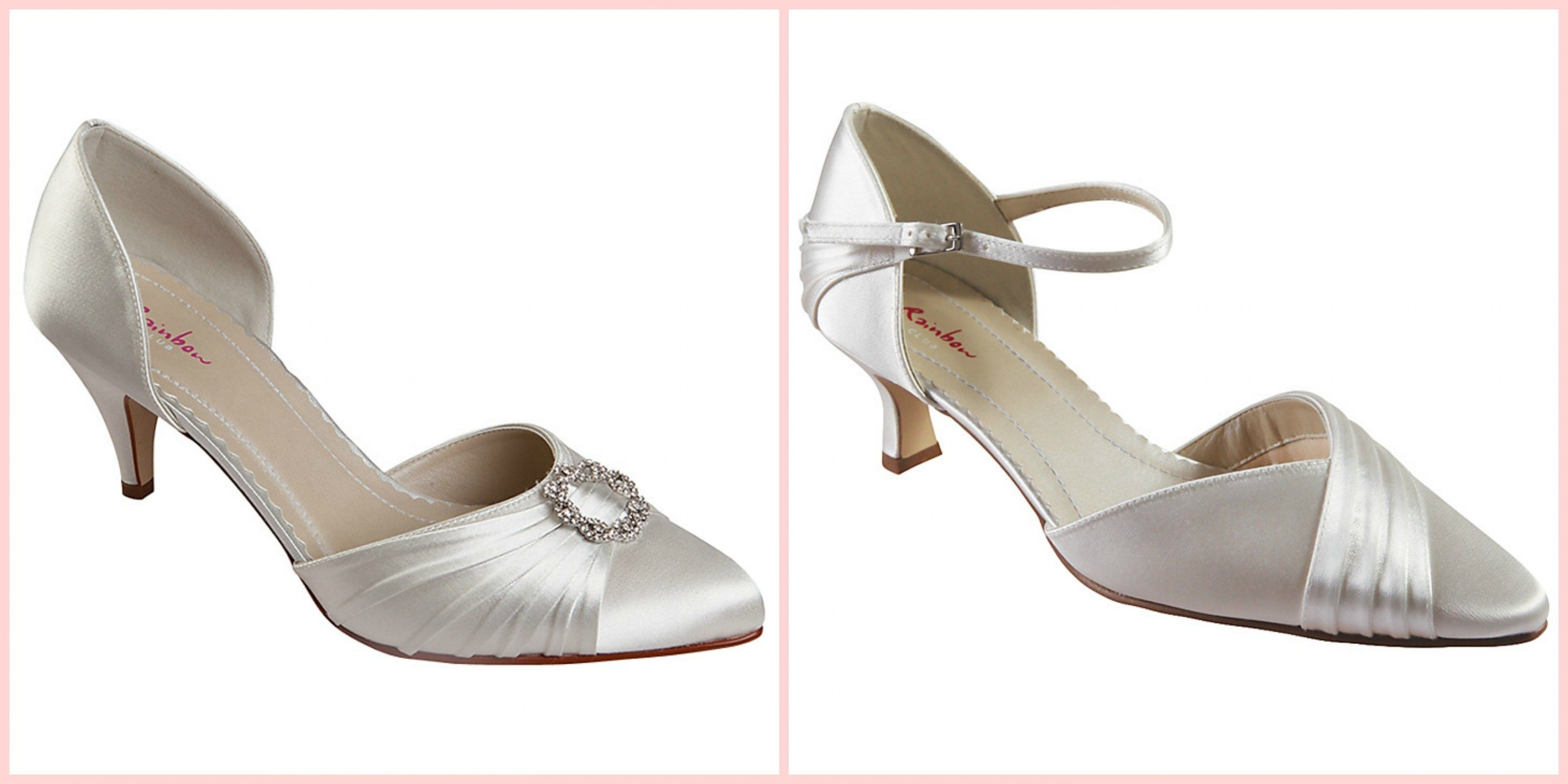 30 Beautiful Silver Kitten Heel Shoes Wedding | Wedding and Wedding