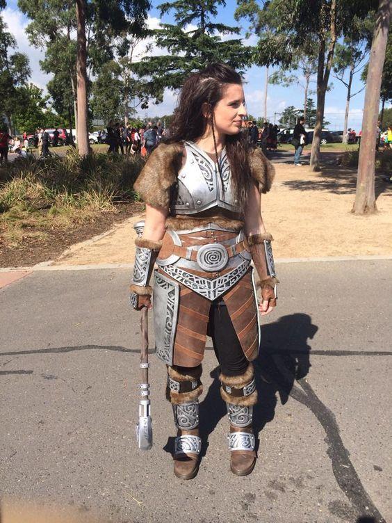 Lydia from the Elder Scrolls V: Skyrim by LyddiDesign ...