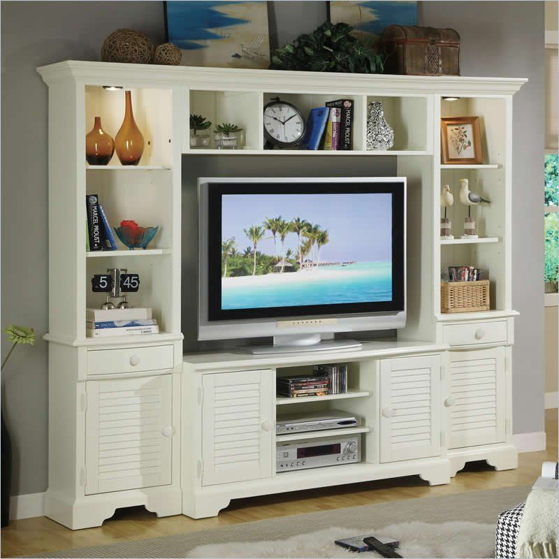 riverside furniture splash of color 50 inch tv entertainment center for the home pinterest. Black Bedroom Furniture Sets. Home Design Ideas