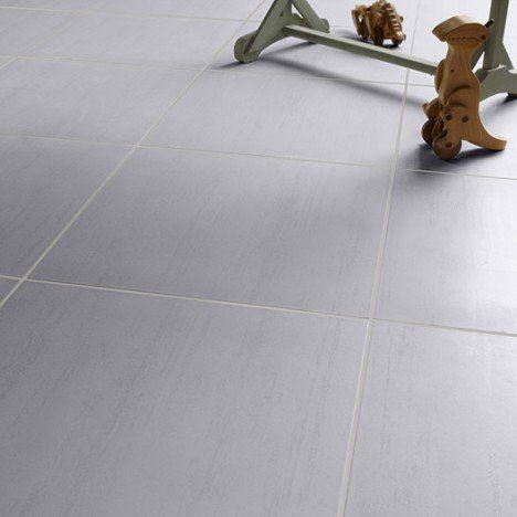 Nouvel Carrelage sol et mur gris clair effet béton Eiffel l.45 x L.45 cm EL-51