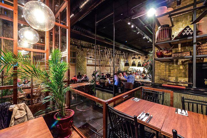 Thai restaurant design decoration pixshark