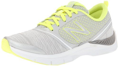 best - New Balance Women's WX711 Cross-Training Shoe,Grey/Yellow,8
