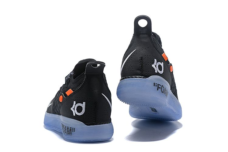 Off-White x Nike KD 11 Black/White