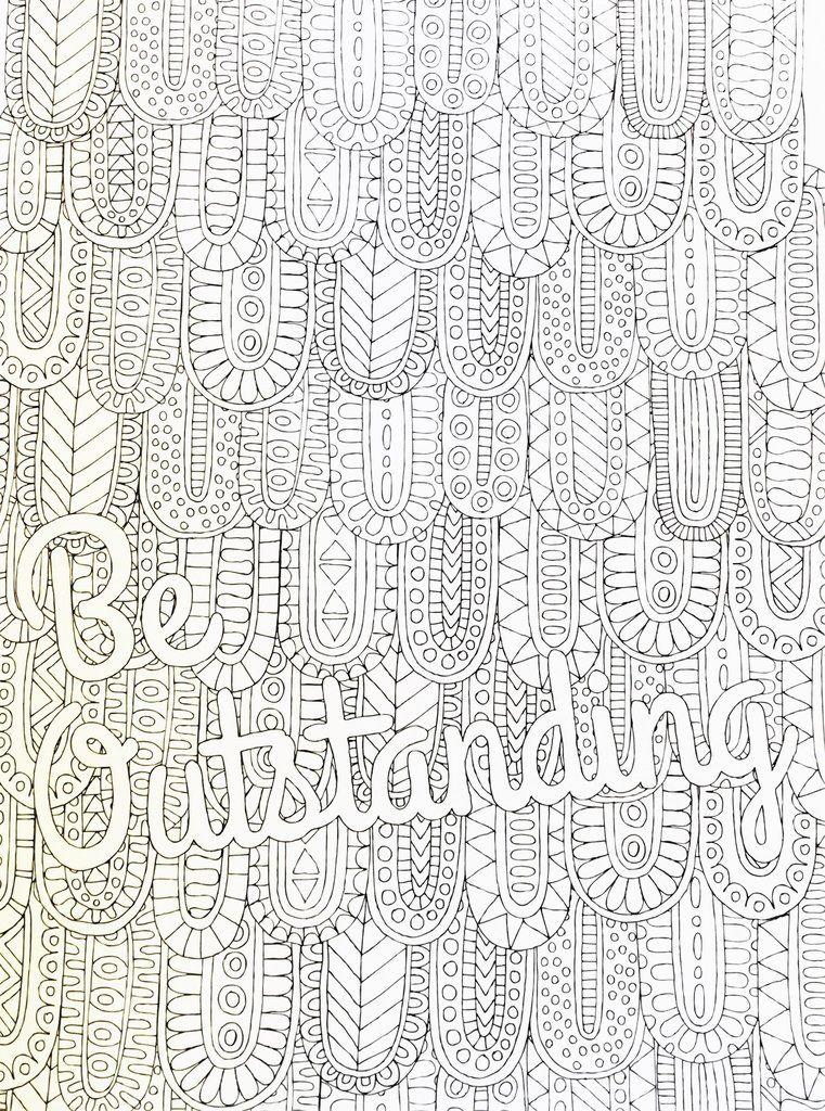 Hello Angel Positive Inspirations Coloring Collection | Mandalas, De ...