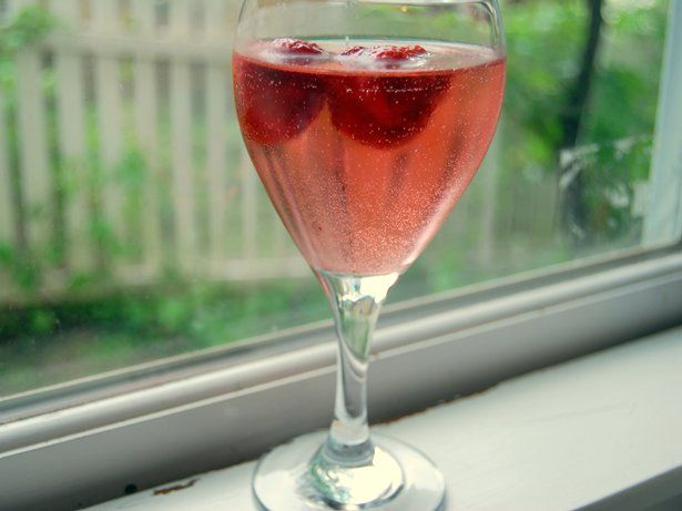 how to make sangria with white wine and champagne