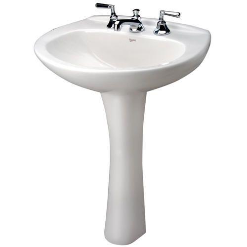 Actual Powder Room Mansfield Alto Iv Pedestal Bathroom