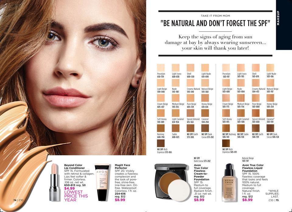 Avon Deals Beauty MotherDay Makeup http//go.youravon