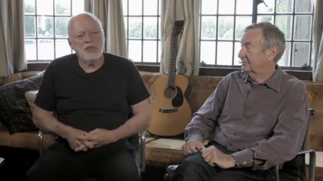 David Gilmour on Pink Floyd: 'It's a Shame, but This Is the End'    So sad  to hear of this, but we have their music to sooth our souls. They will live on forever as long as we listen to them and remember when.  [[cc]]