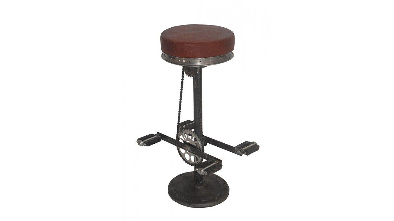 Tabouret De Bar Original.Tabouret De Bar Industriel Cyclo Lobby Stool Furniture