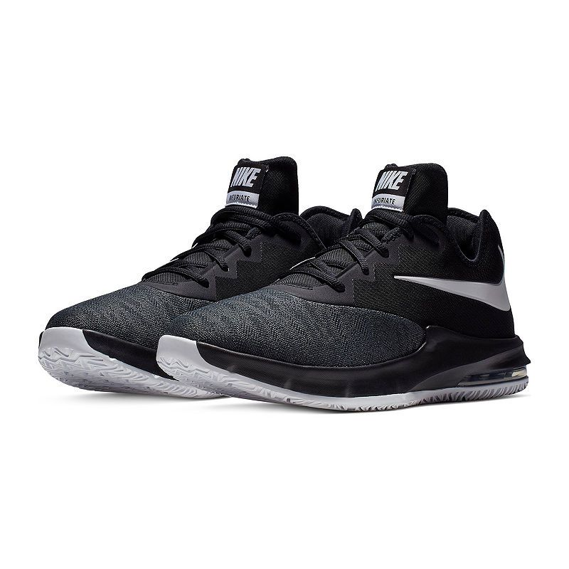 Nike Air Max Infuriate Iii Mens Basketball Shoes Lace up