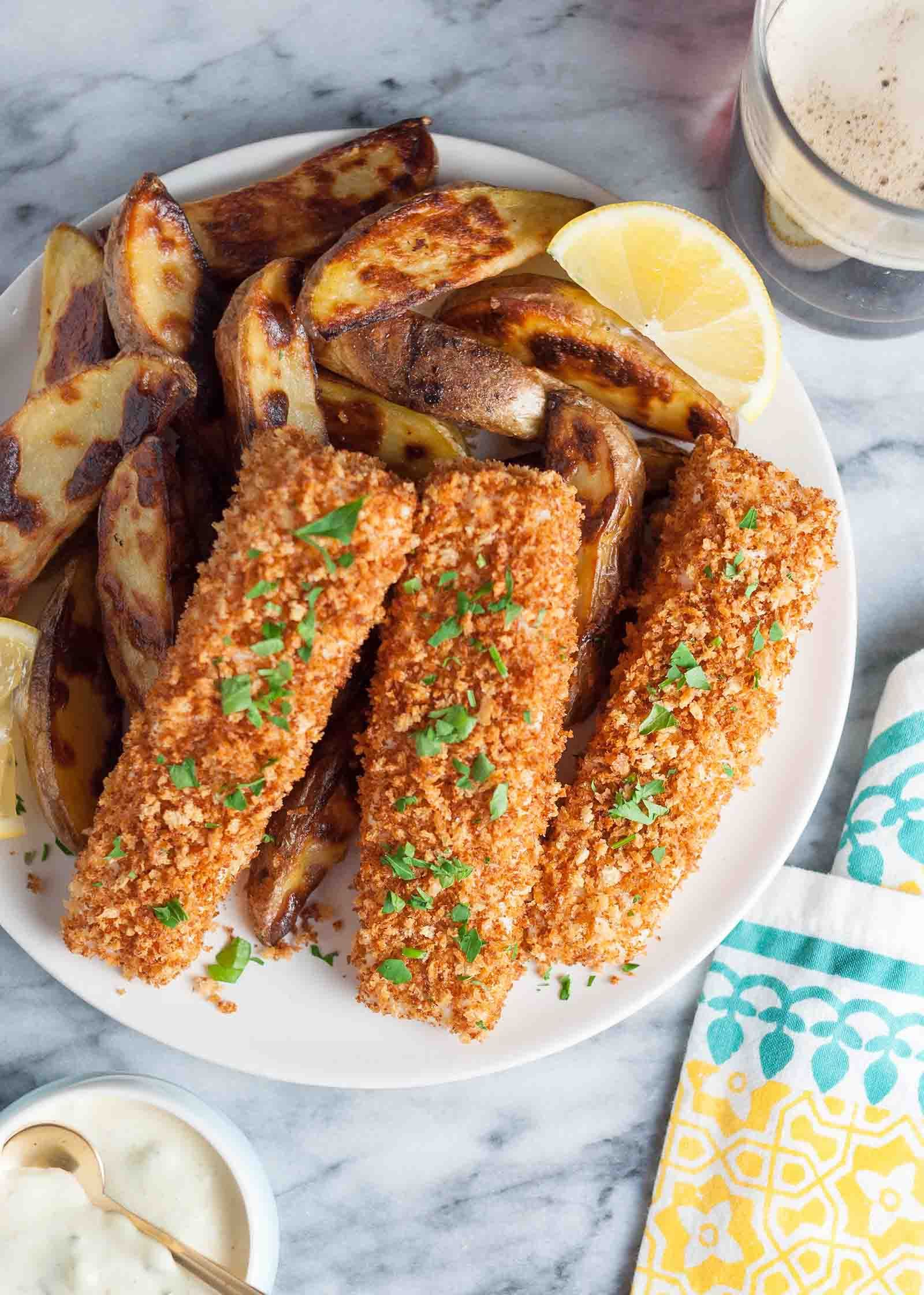 Communication on this topic: Oven-baked Fish and Chips Recipe, oven-baked-fish-and-chips-recipe/
