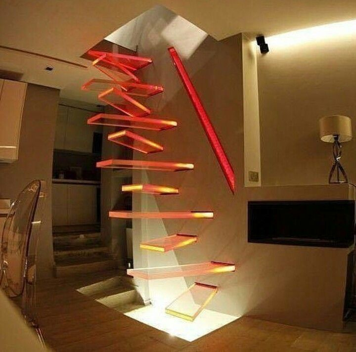 Pin de matthew en treppe pinterest escalera for Escaleras arquitectura