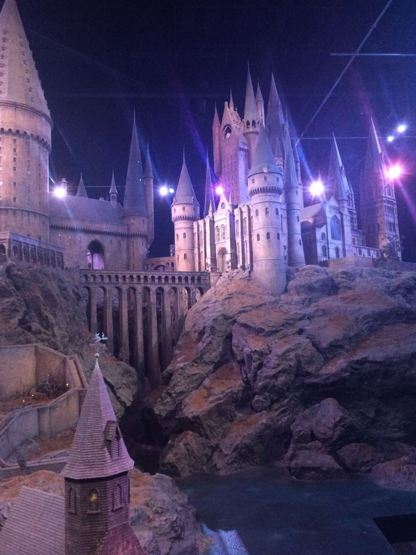 Warner Brothers Studio Tour is magical