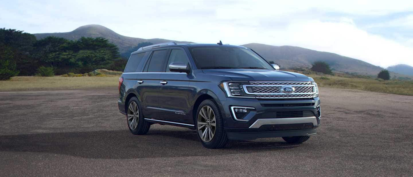 2020 Ford Expedition in 2020 Ford expedition, Suv, Ford suv