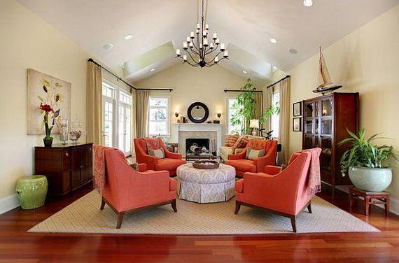 Trendiest Interior Decoration Colors For Summer 2013 Room