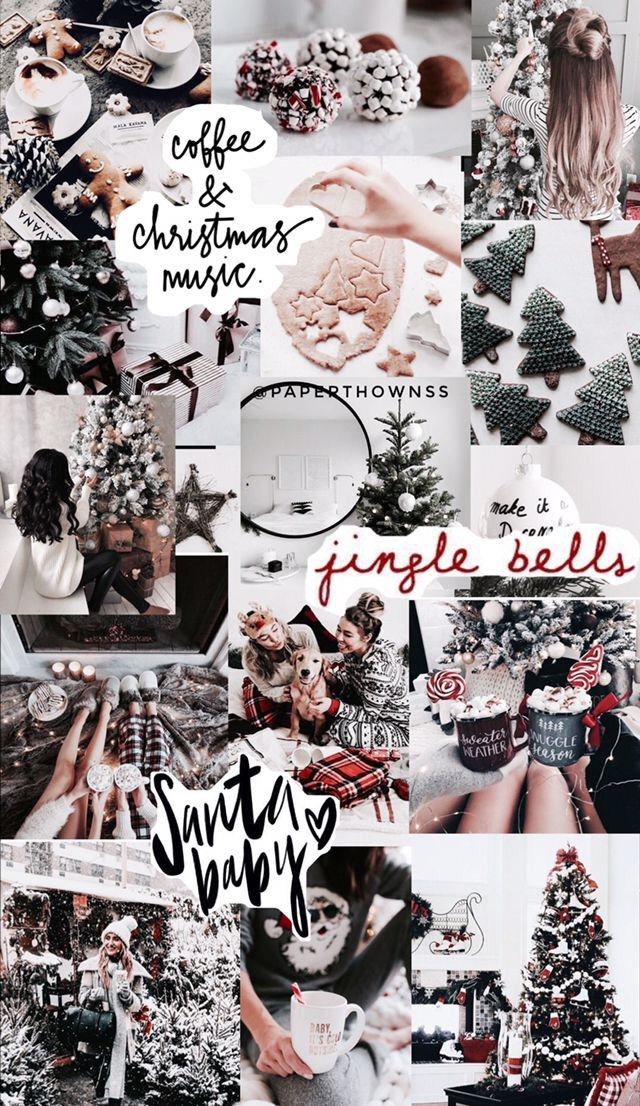 Cute Winter Aesthetic Wallpaper
