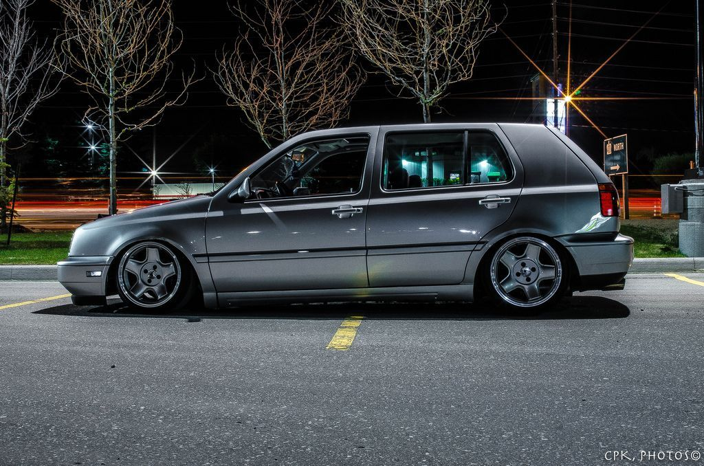 Steve's static mk3. The lowest mk3 in Ontario, maybe the
