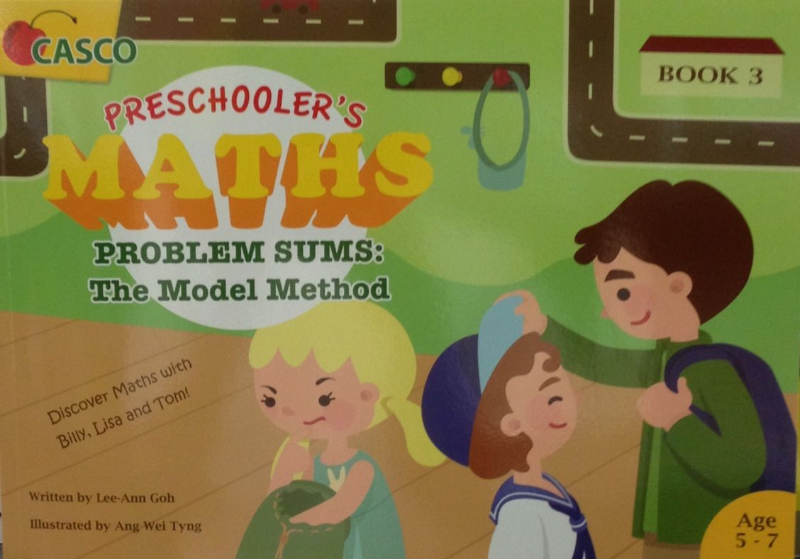 This Three Book Series Written For Preschoolers Claims To