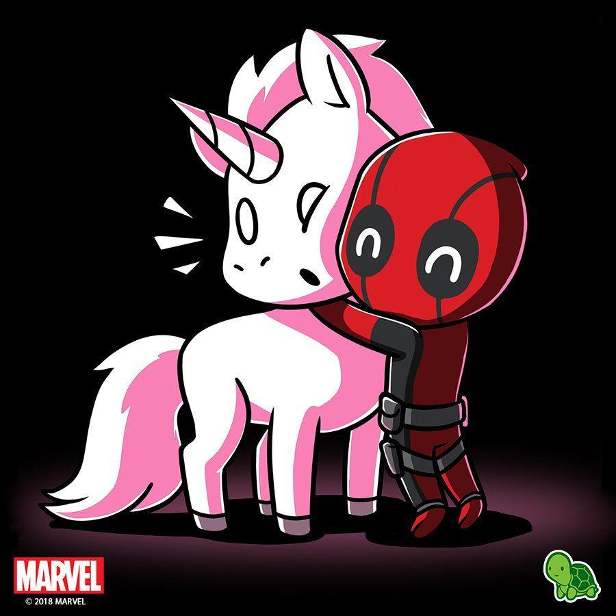 Deadpool Einhorn