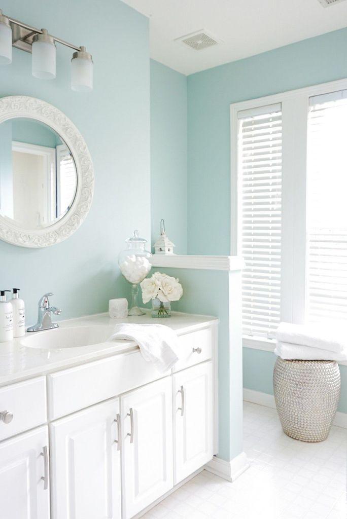 35 Best And Cute Small Apartment Decor Ideas For Girls Homimu Com Best Bathroom Colors Bathroom Color Bathroom Colors