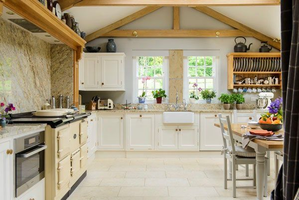 Kitchen Design Consultants New Country Kitchen Interior  Cottage Extension Cggw  Engineering Design Ideas