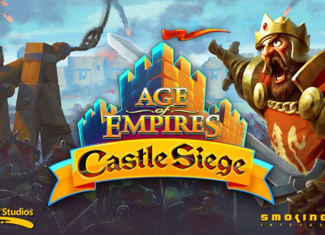 Age Of Empires Castle Siege Age Of Empire Game Empire