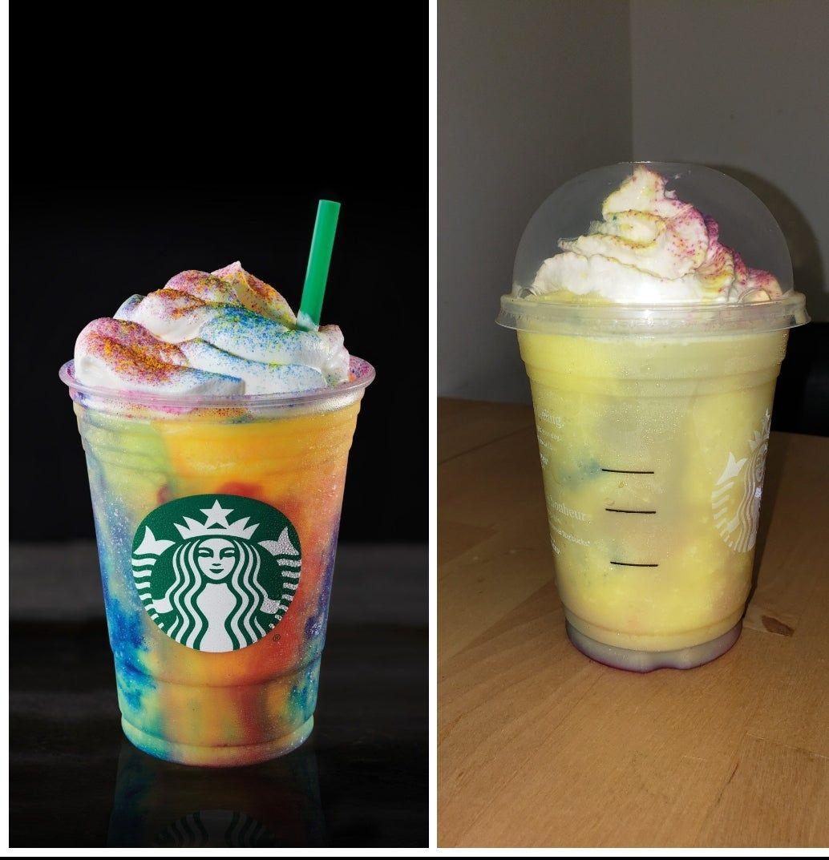 Starbucks Tye Dye Frappuccino Check More At Https Www Evmore Net Social Starbucks Tye Dye F Frappuccino Starbucks Frappuccino Starbucks