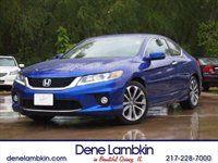 Used Car Specials At Dene Lambkin Honda In Quincy Illinois Minutes