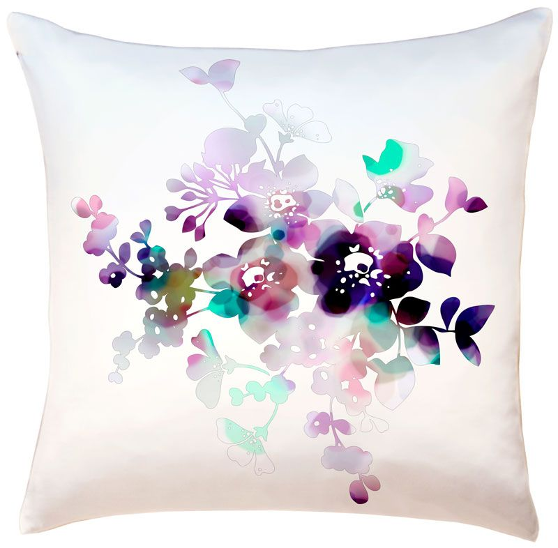 Gorgeous digitally printed pillow from ABC Carpet.  LOVE that store...