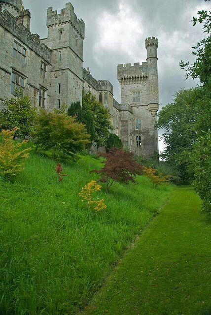 Lismore Castillo Irlanda
