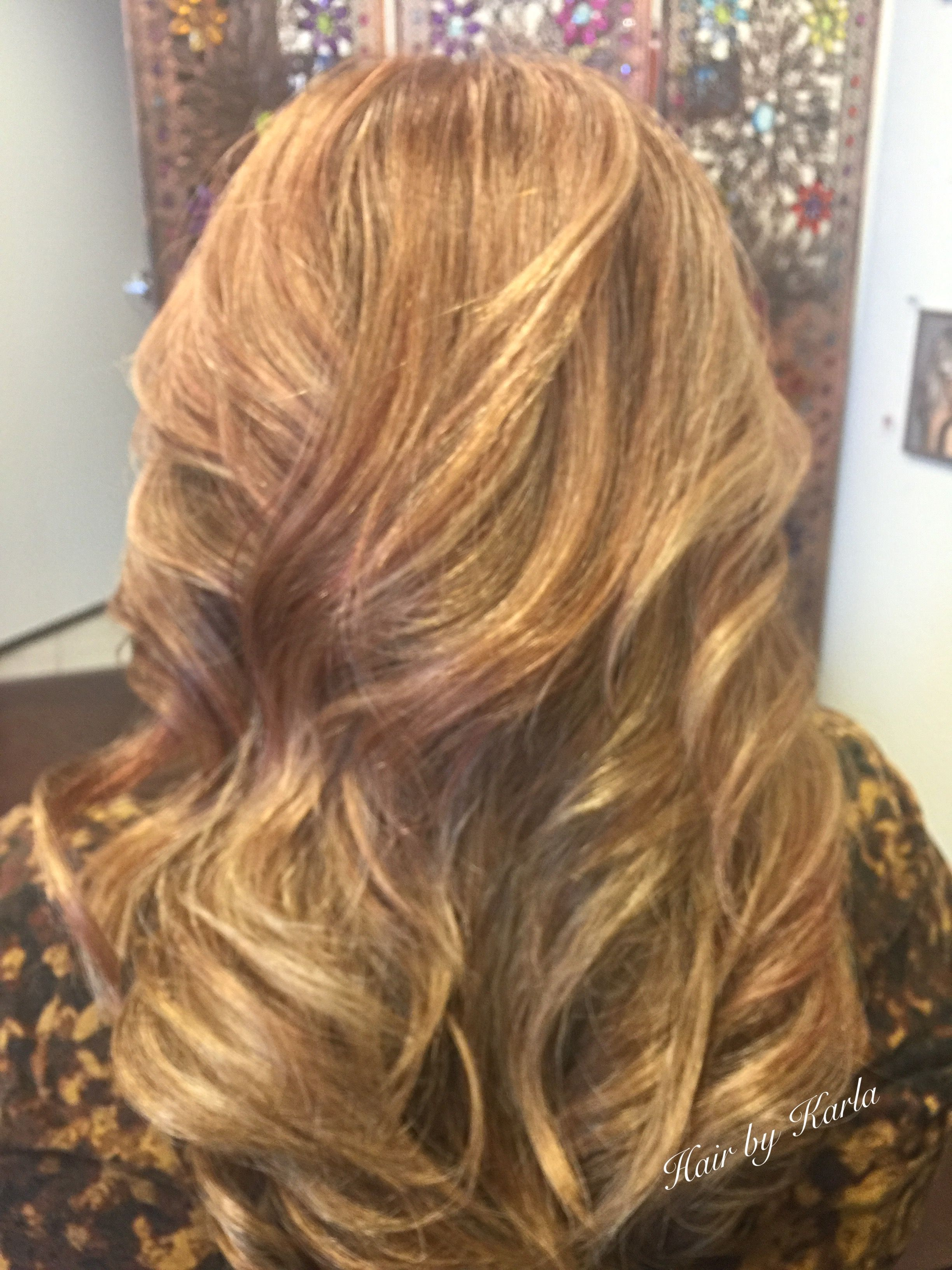 Pin by Karla Isbell on Color u Hair Painting by Karla Isbell