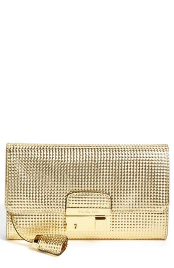 michael kors gia clutch available at nordstrom always rh pinterest co uk