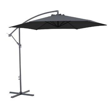 ✔ Päivänvarjo 300cm - Puutarhakatokset ja -varjot - Tokmanni