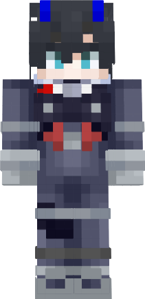 Pin By Bs On Me Gusta In 2021 Darling In The Franxx Minecraft Skins Minecraft Skin