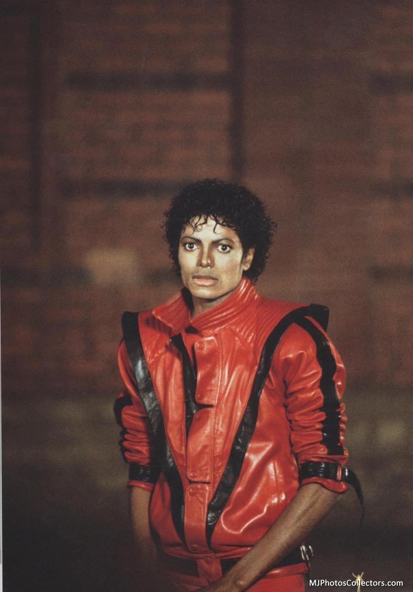 Thriller 1983 Com Imagens Michael Jackson Jackson Cantores