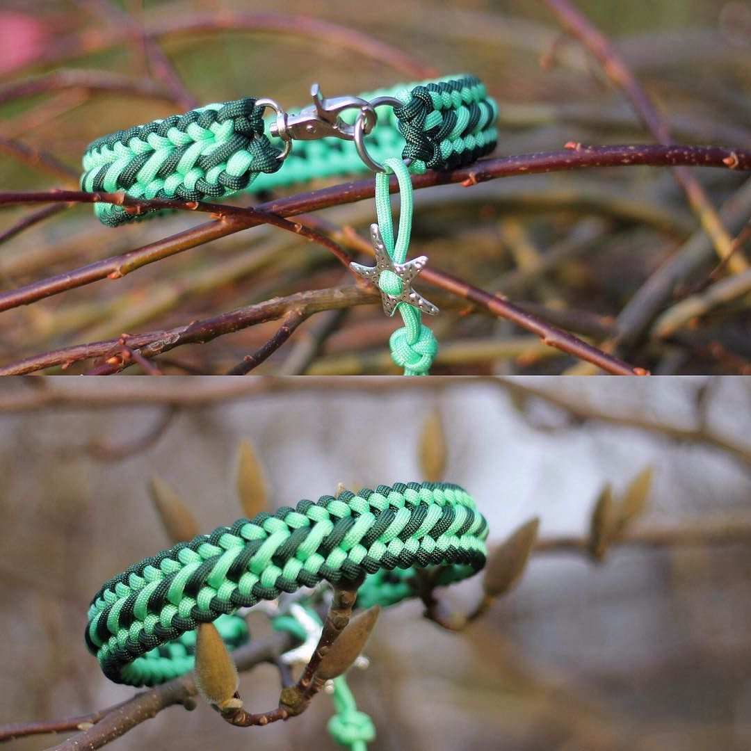 Lazy sunday paracord paracord braiding dogleash dog for Paracord projects