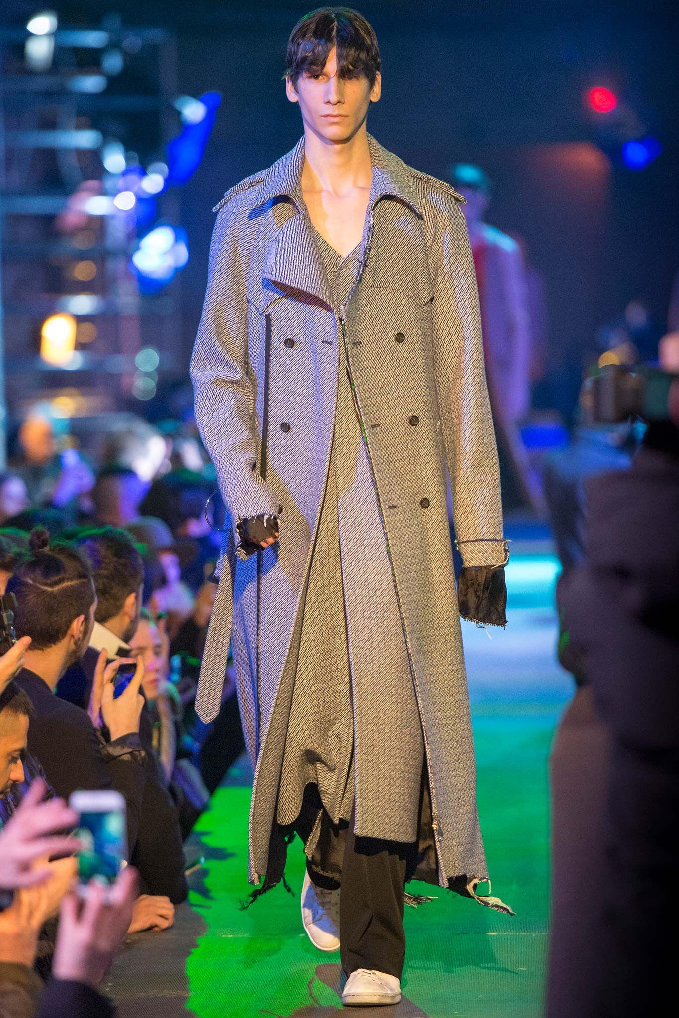 Raf Simons - Fall 2015 Menswear - Look 19 of 42
