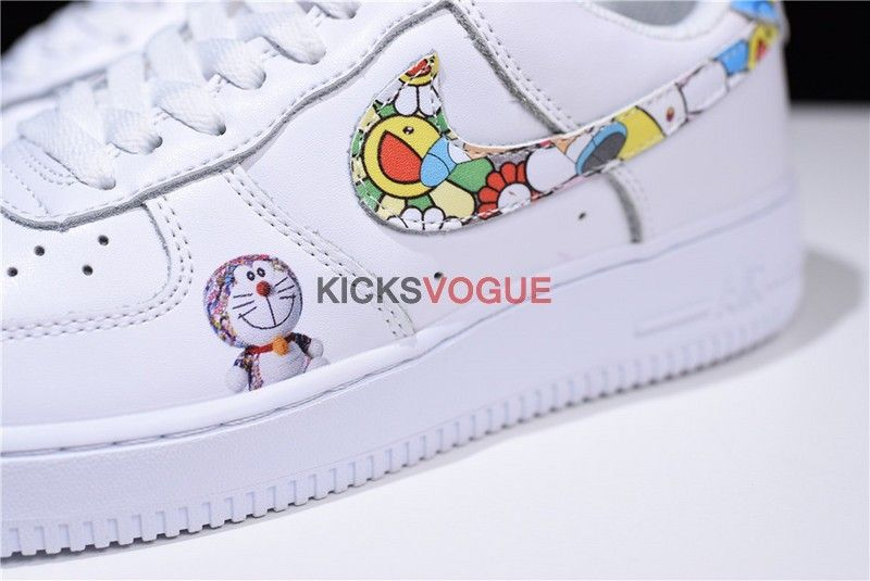 Takashi Murakami Nike Mens Air Force 1 Flower Power Doraemon