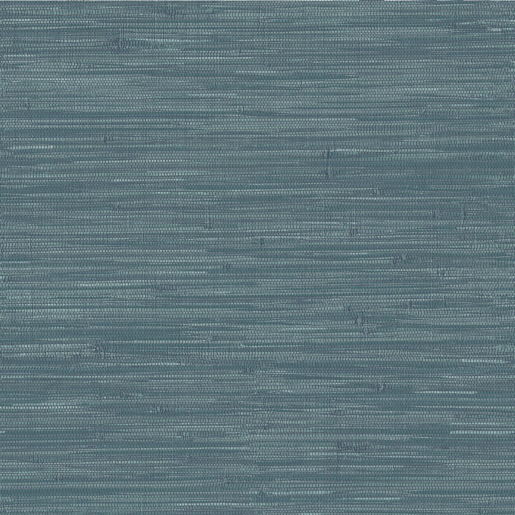 Nuwallpaper Steel Blue Grassweave Raised Ink Peel Stick Wallpaper Walmart Com In 2021 Nuwallpaper Peel And Stick Wallpaper Grasscloth Wallpaper