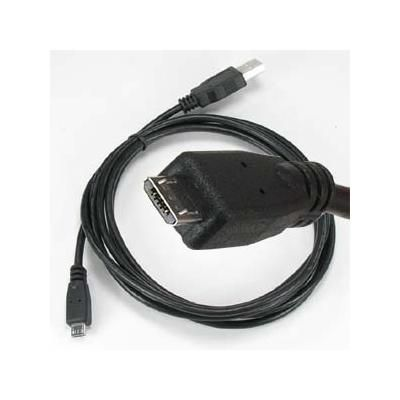 10Ft USB2.0 A-Male/Micro B USB-Male Cable