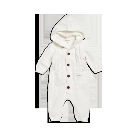 stickad overall baby