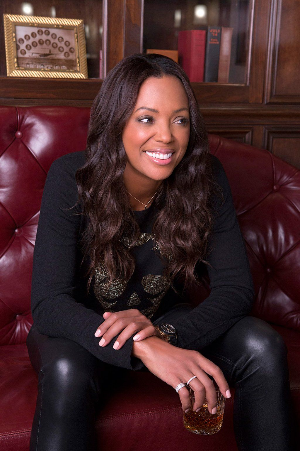 'Off the Cuff' Podcast Aisha Tyler on Owing Her Career to