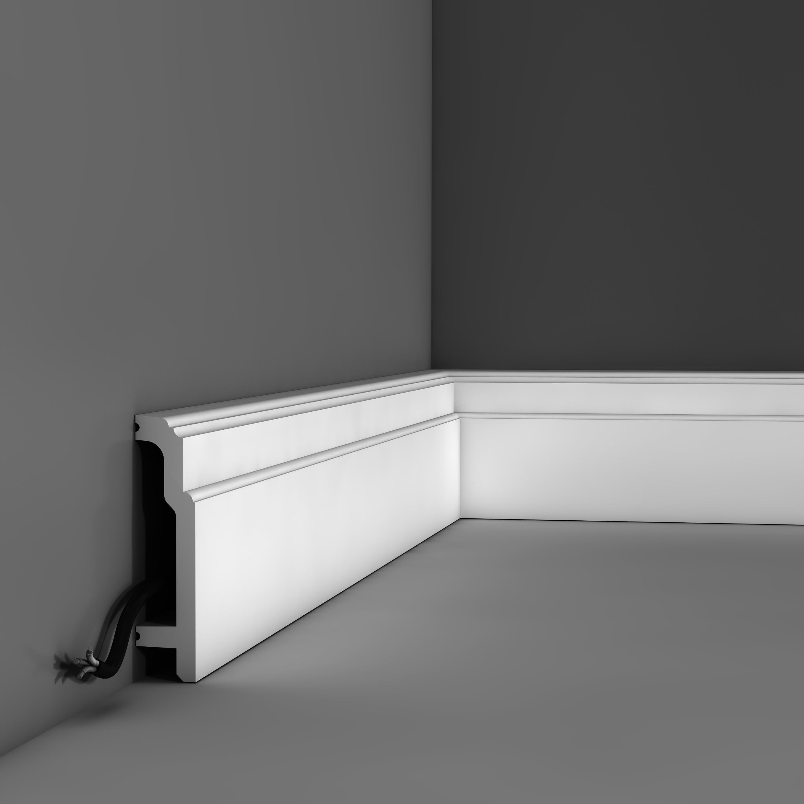 Floor Decor More: Cableado, Zocalo Y Molduras In 2019…