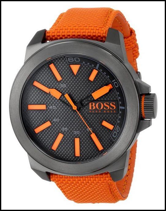 3bcb2823d5f9 Hugo BOSS Orange 1513010 Men s Watch Review
