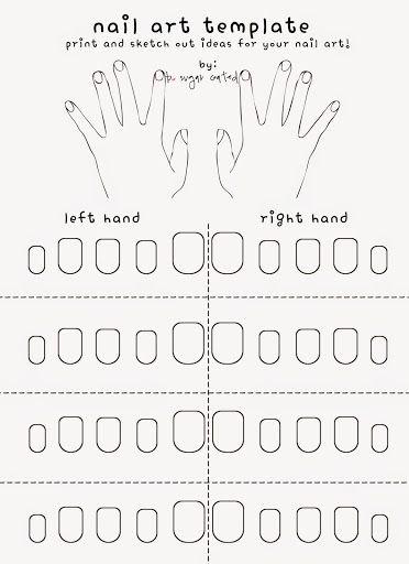Free printable nail art stencils mkrm pinterest nail art free printable nail art stencils solutioingenieria Choice Image