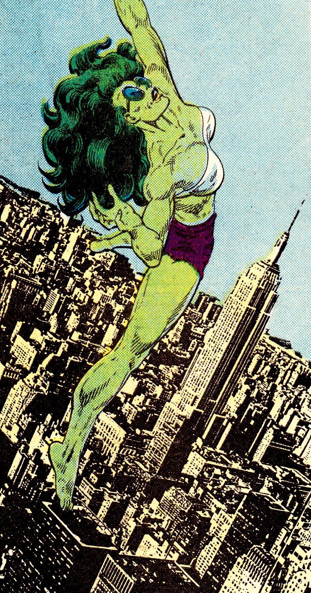 Jthenr Comics Vault Fantastic Four 275 Feb 1985 Art By John Byrne Pencils Al Gordon Inks Amp Glynis Wein Co Vintage Comics Shehulk Comic Books Art