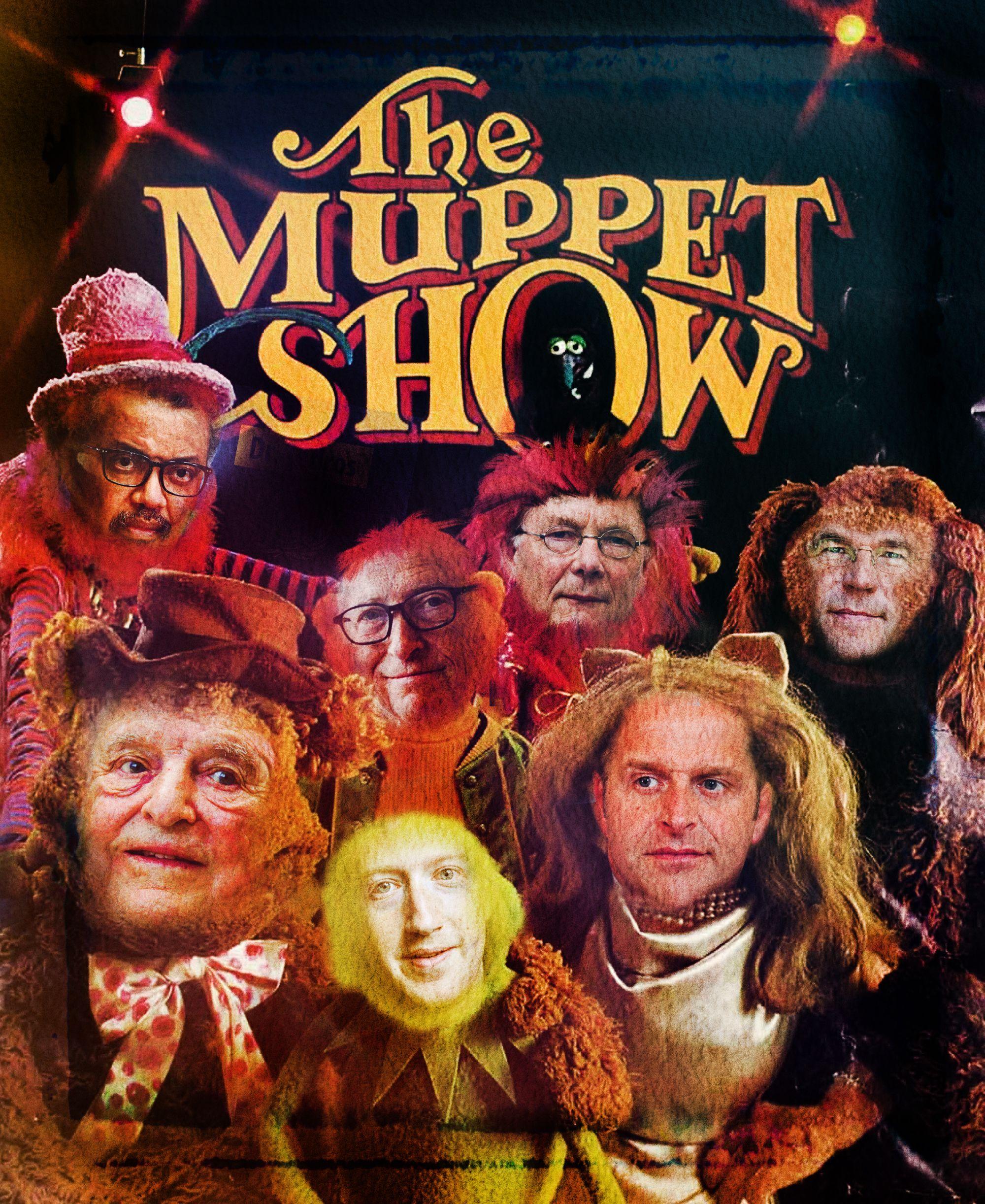 Muppetshow Illuminati