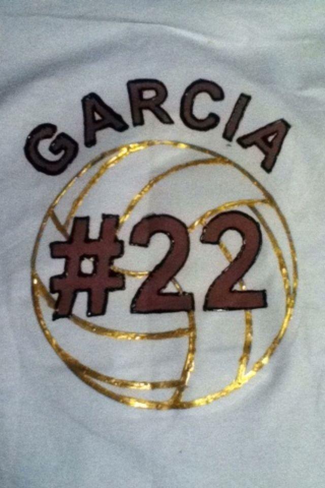 Volleyball Shirt Idea