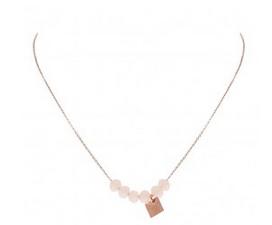 site réputé d0d75 23573 collier dragée rose - jollia | Bijoux / Accessoires | Bijoux ...
